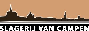 Logo slagerij van Campen
