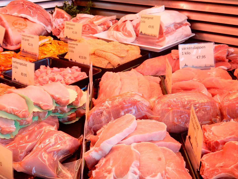 Varkensvlees van Slagerij van Campen